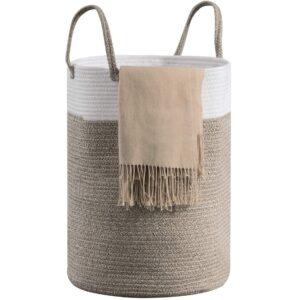 YOUDENOVA Wäschekorb Geflochten Wäschesammler Laundry baskets