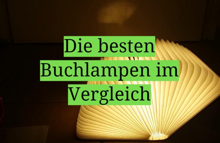 Buchlampe Test 2021: Die besten 5 Buchlampen im Vergleich