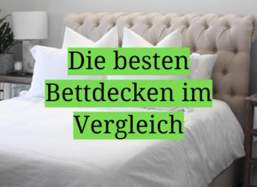 Die besten Bettdecken im Vergleich