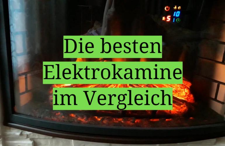Elektrokamin Test 2021: Die besten 5 Elektrokamine im Vergleich