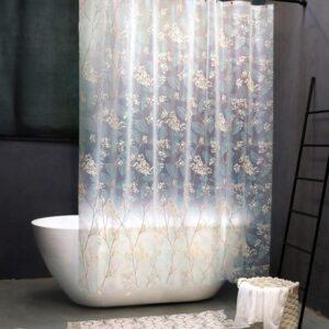 Duschvorhang Transparent