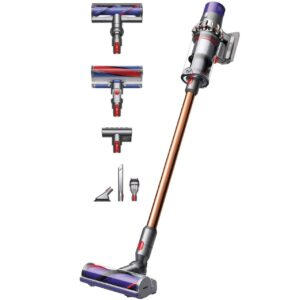 Dyson 330V10Absolute+ V10 Absolute, Kabelloser Stab-Staubsauger, grau und rot, Kunststoff