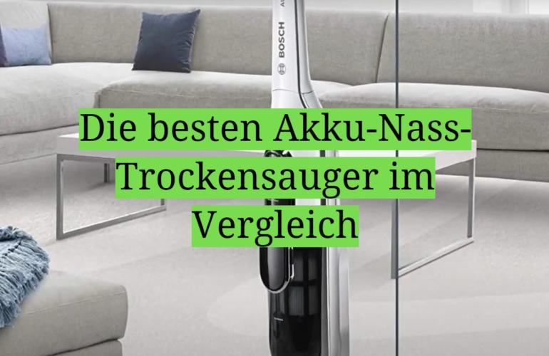 Akku-Nass-Trockensauger Test 2021: Die besten 5 Akku-Nass-Trockensauger im Vergleich
