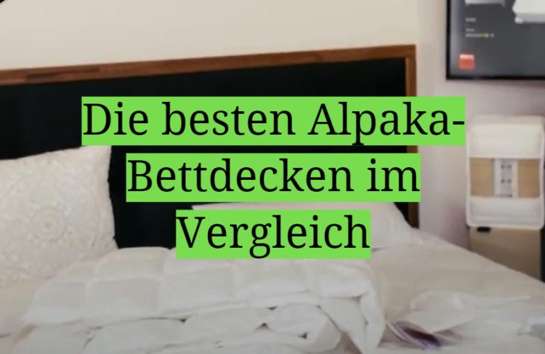 Alpaka-Bettdecke Test 2021: Die besten 5 Alpaka-Bettdecken im Vergleich