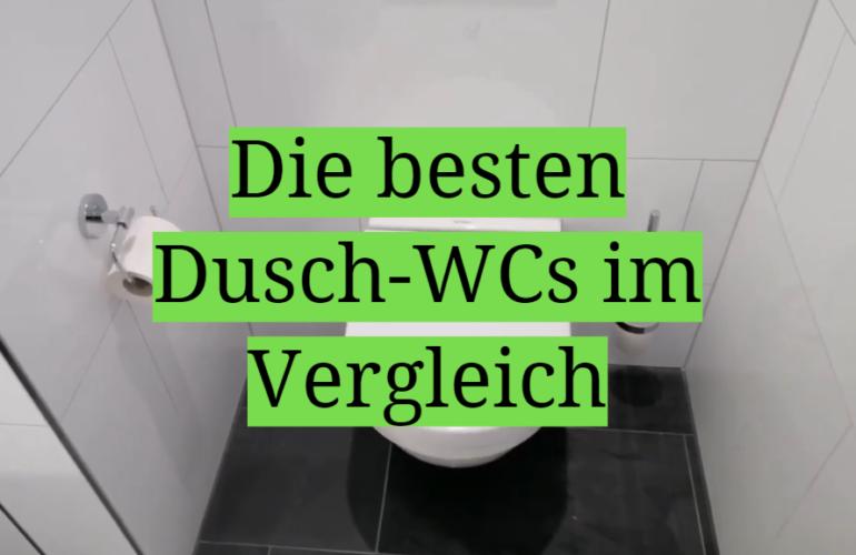 Dusch-WC Test 2021: Die besten 5 Dusch-WCs im Vergleich