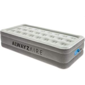 Bestway AlwayzAire Einzelbett Luftbett selbstaufblasend mit eingebauter elektrischer Pumpe