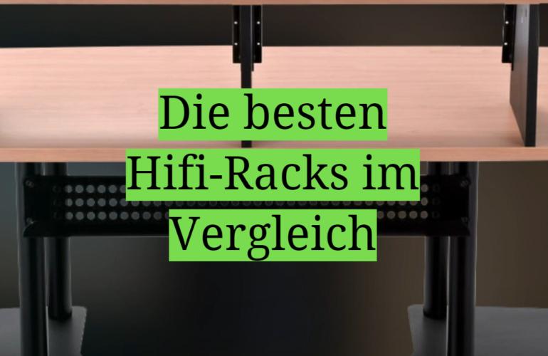 HiFi-Rack Test 2021: Die besten 5 Hifi-Racks im Vergleich