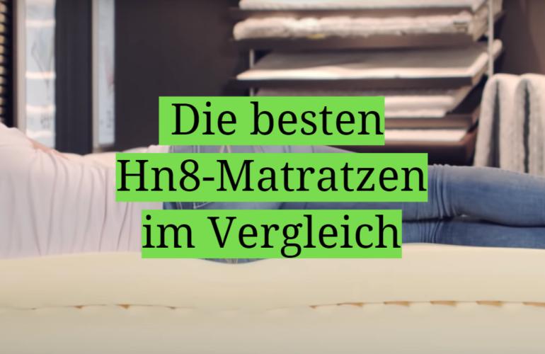 Hn8-Matratze Test 2021: Die besten 5 Hn8-Matratzen im Vergleich