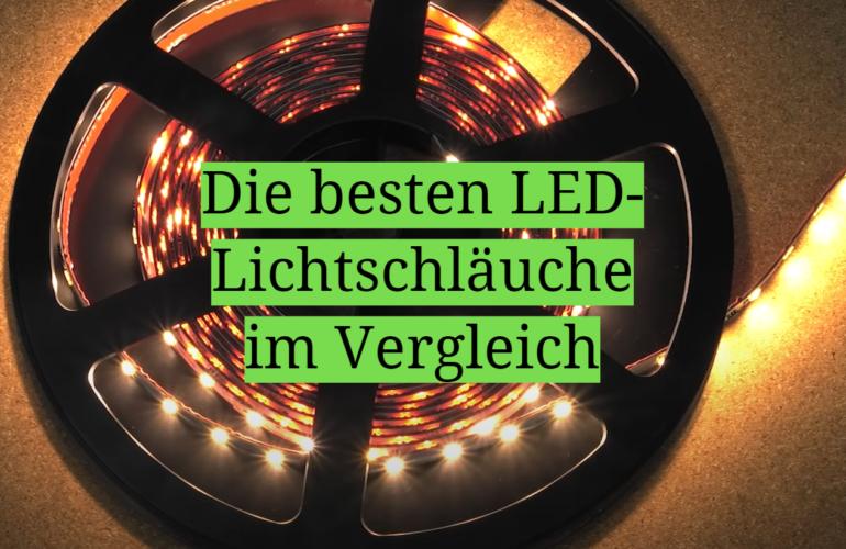 LED-Lichtschlauch Test 2021: Die besten 5 LED-Lichtschläuche im Vergleich