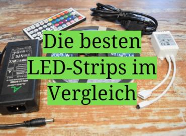 Die besten LED-Strips im Vergleich