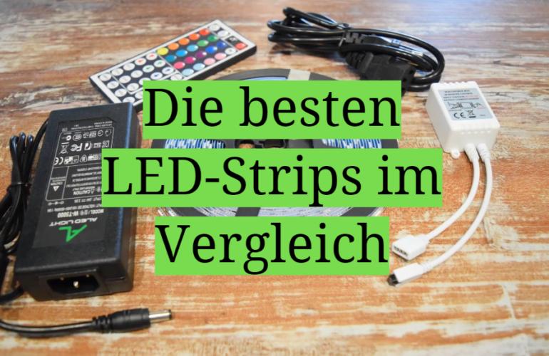 LED-Strip Test 2021: Die besten 5 LED-Strips im Vergleich