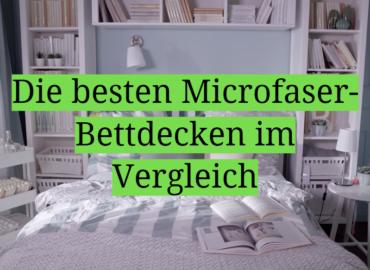Die besten Microfaser-Bettdecken im Vergleich